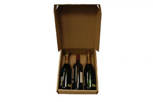 Estuche de vino
